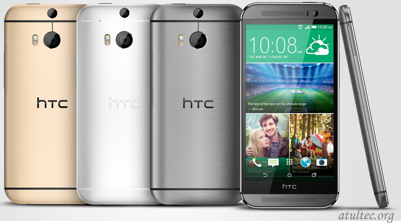Check Out Latest HTC One M8