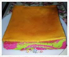 Kek Karamel