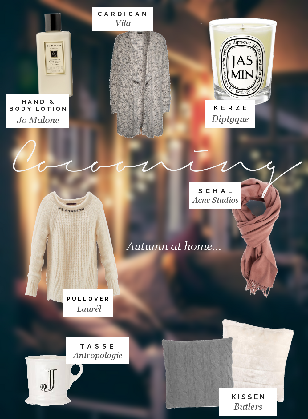 Home ideas: cocooning time