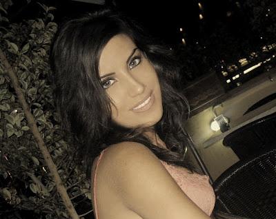 beautiful armenian woman