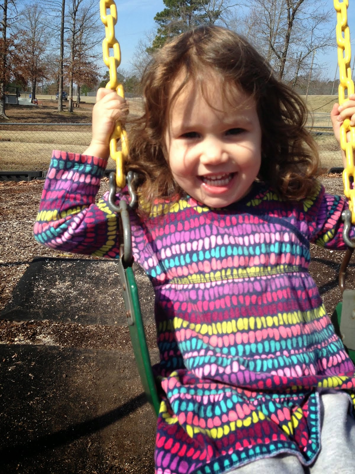 Gigi, age 3