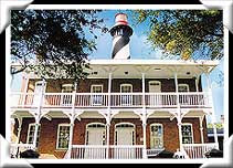 Events in St. Augustine This Weekend 3  Lighthousekeepers%2BHouse%2B2 St. Francis Inn St. Augustine Bed and Breakfast