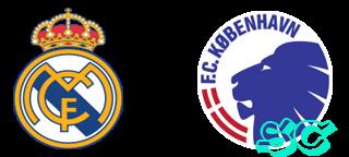 Pertandingan Liga Champions Real Madrid Vs Copenhagen 3 Oktober 2013