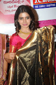 Samantha glamorous photos in saree-thumbnail-10