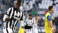Juventus defeated Chievo and go top of Serie A table