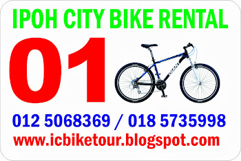 IPOH CITY BIKE TAG