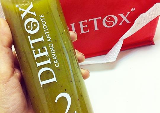 Dieta depurativa Dietox