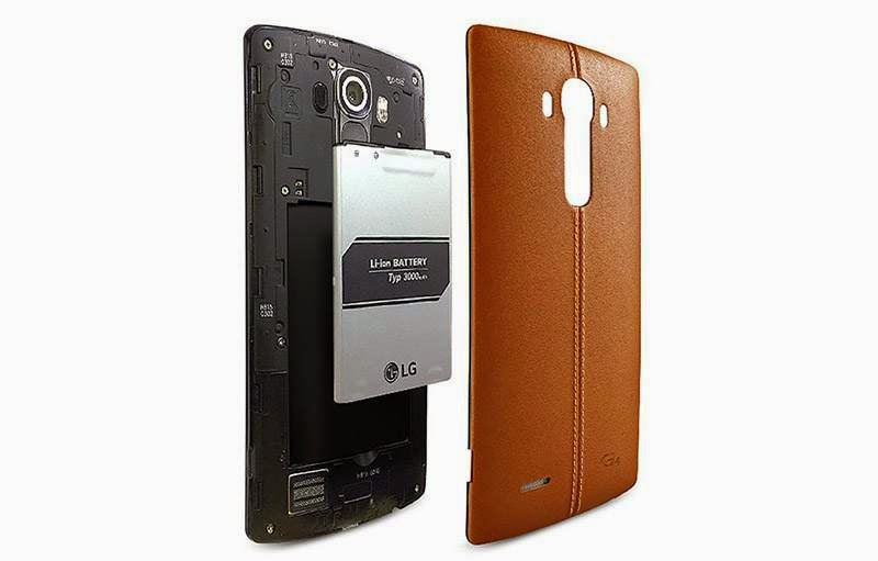 Removable battery-LG-G4