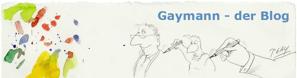 Gaymann, der Blog