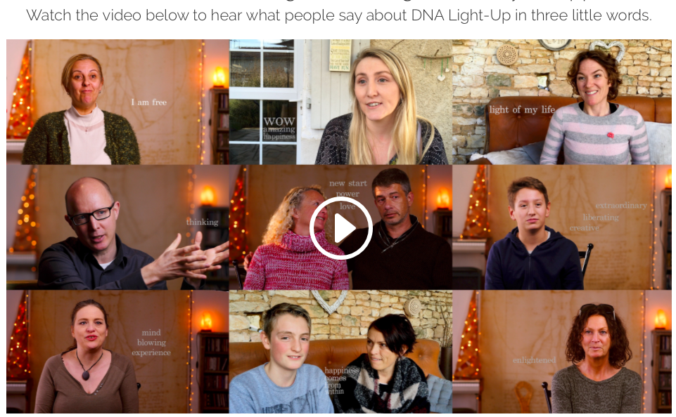 Watch what people have to say about Light Up