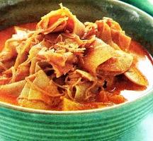 Resep Masakan Sambal Goreng Rebung