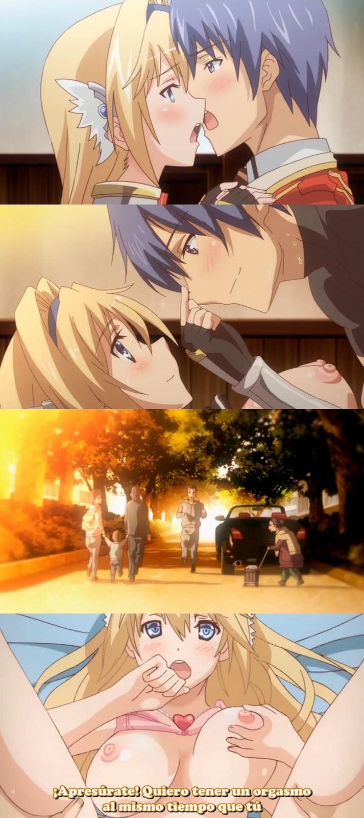 Koikishi Purely Kiss: The Animation Sub Esp Censura 01/01