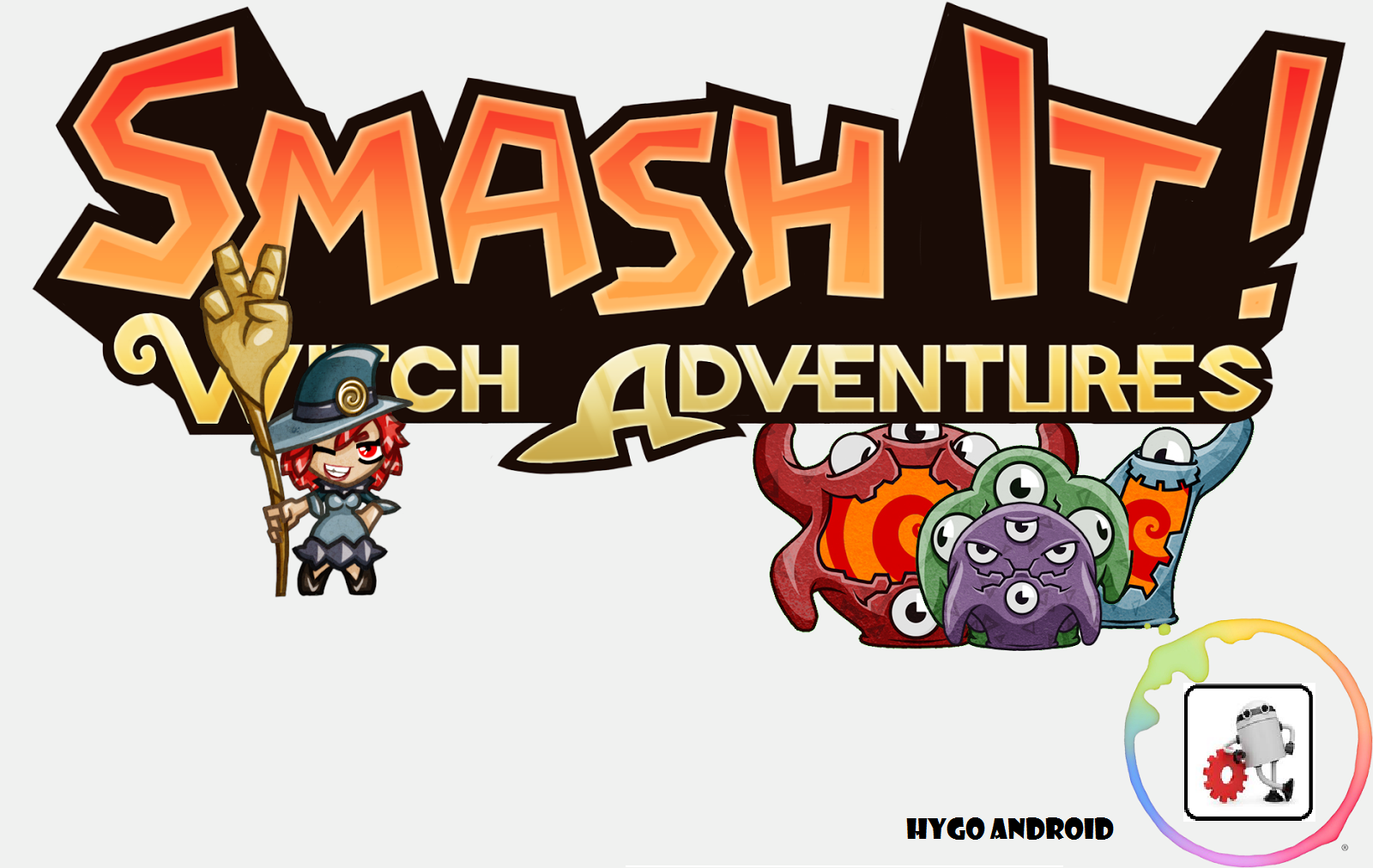 DOWNLOAD Smash IT! Adventures v1.0.3 APK Mod