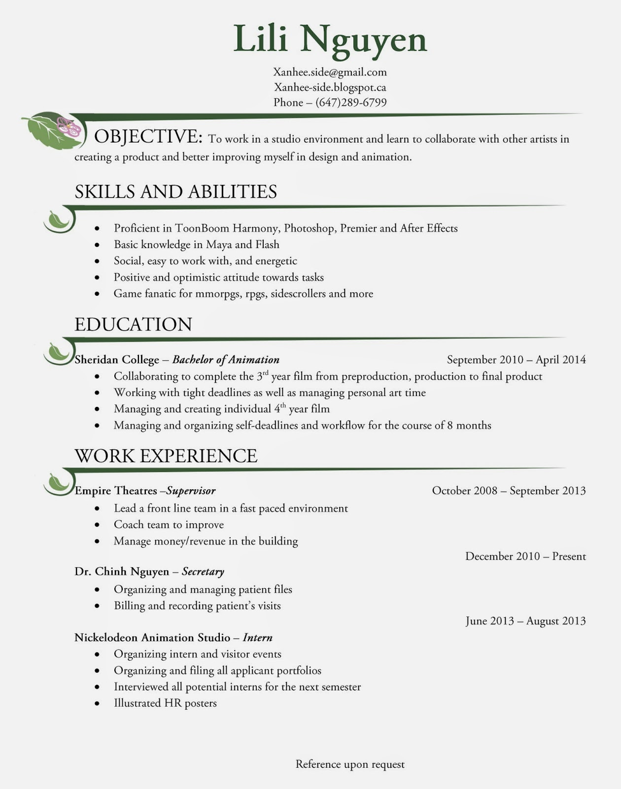 resume demo copy resume format resume format microsoft folder icon downloads exercise science resume sample demo - Filmmaker Resume Template