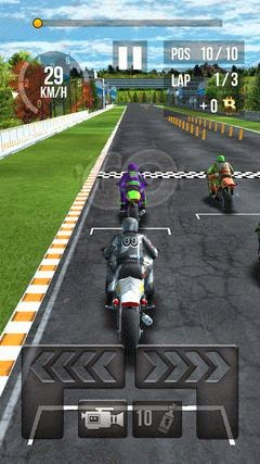 Download Thumb Motorbike Racing HD Android