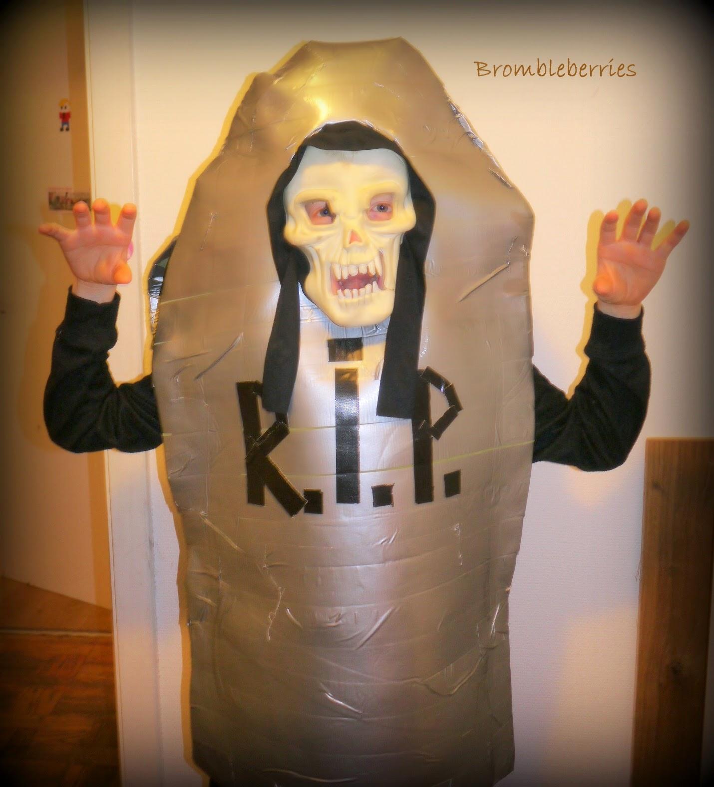 gør det selv halloween kostumer