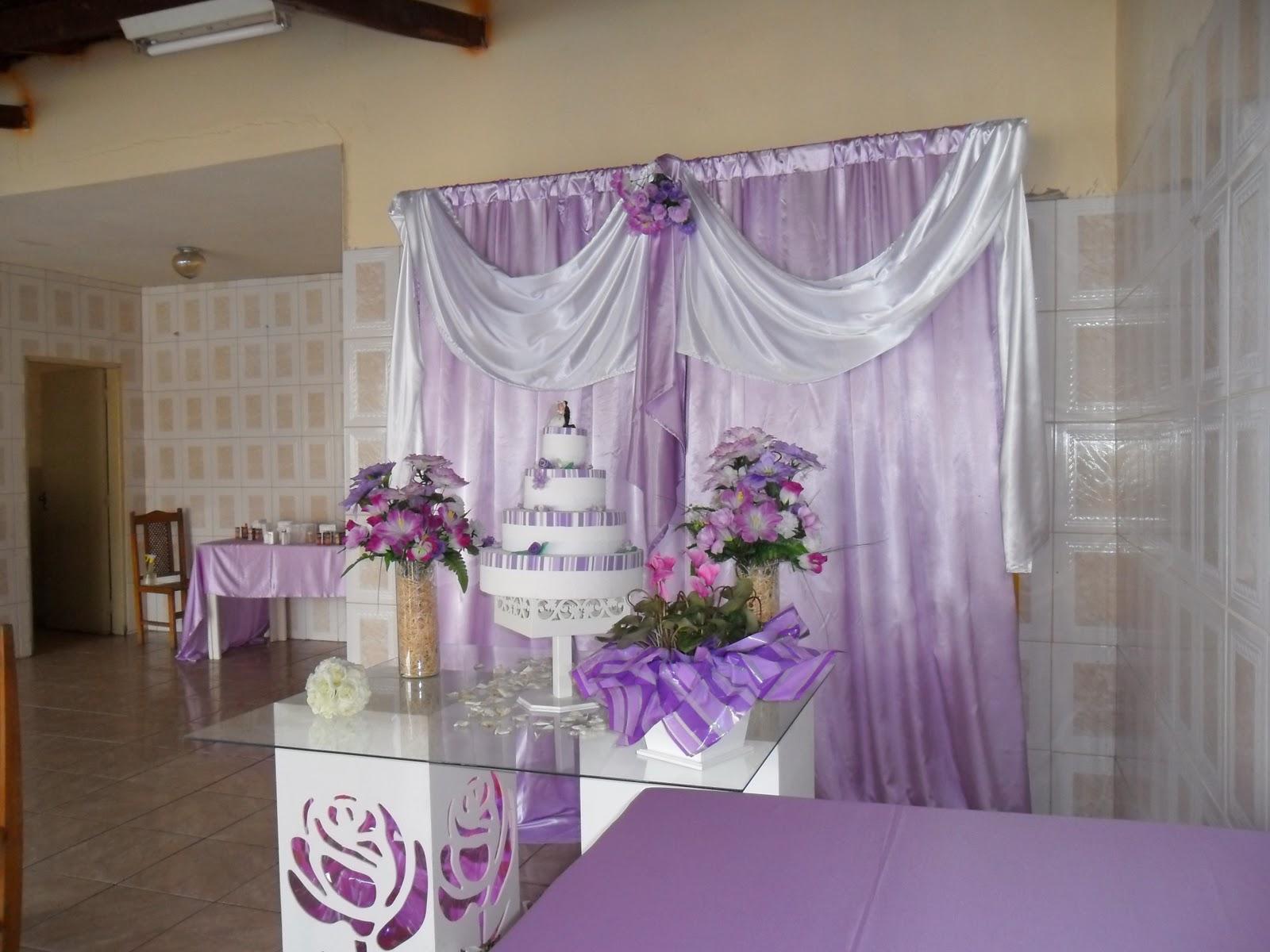 decoracao branco e lilas para casamento:TO BLESS DECORAÇÕES: LILAS E BRANCO CASAMENTO DA ESTHER E JEFERSON