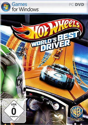 Cover Of Hot Wheels Worlds Best Driver Full Latest Version PC Game Free Download Mediafire Links At Downloadingzoo.Com