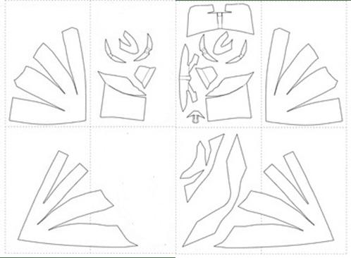 Ironman Helmet Template Image collections - Template Design Ideas