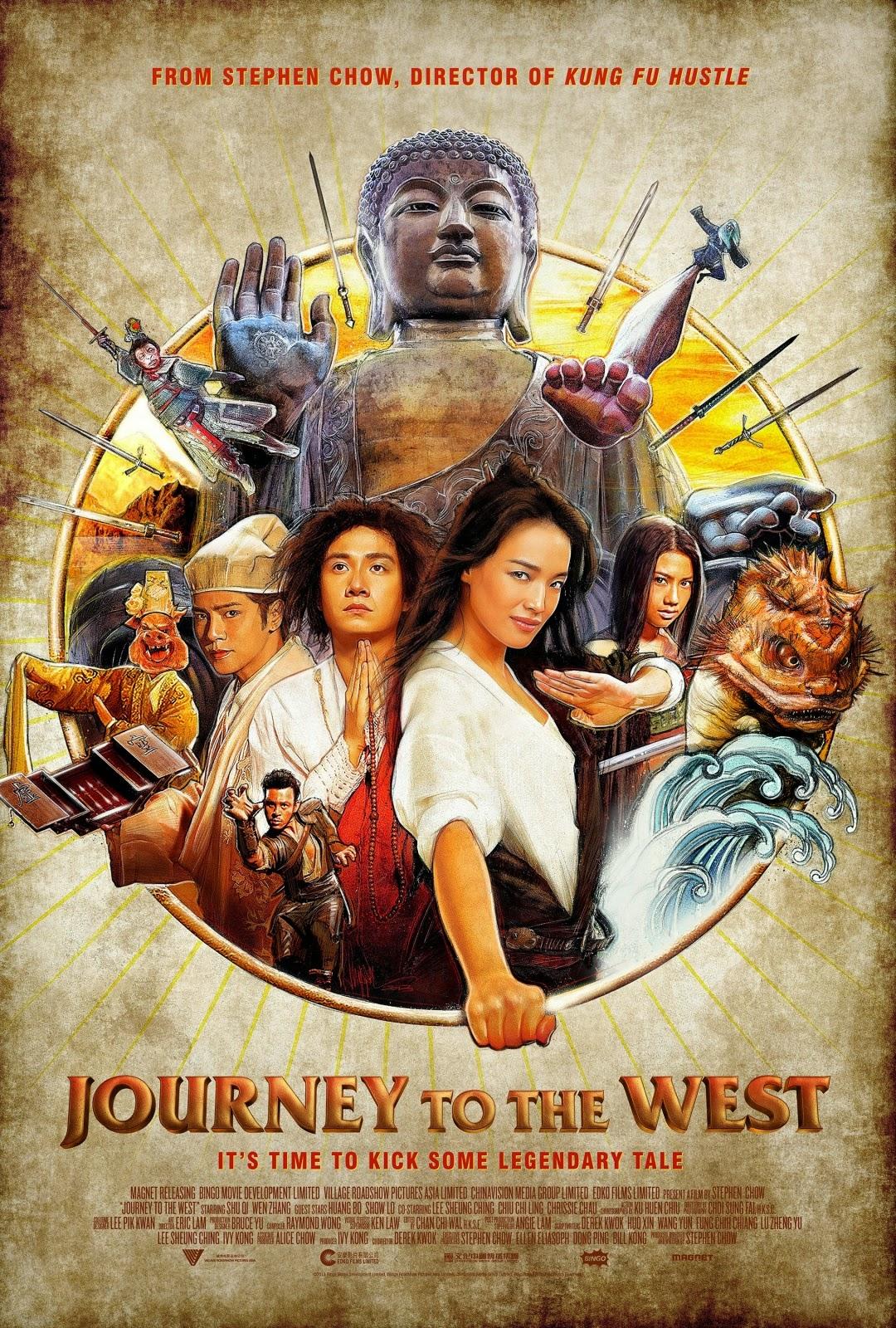 ไซอิ๋ว 2013 คนเล็กอิทธิฤทธิ์หญ่าย Journey to the West: Conquering the Demons [HD][พากย์ไทย]