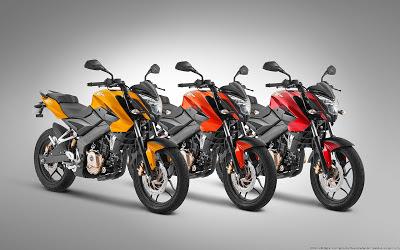 Harga dan Spesifikasi Kawasaki Bajaj Pulsar 200NS http://www.hardika.com/