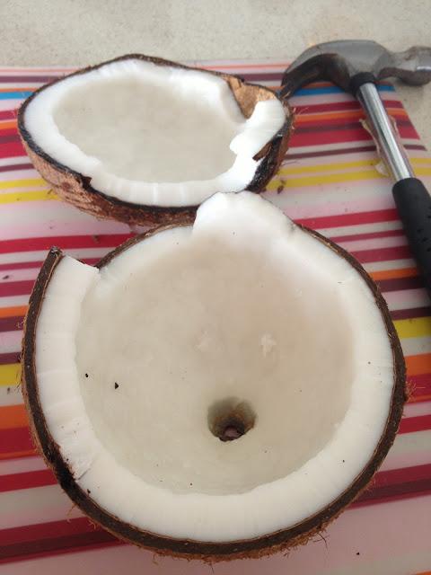 Sweet Kwisine, coco, Martinique, cuisine antillaise, tablette coco, confiserie