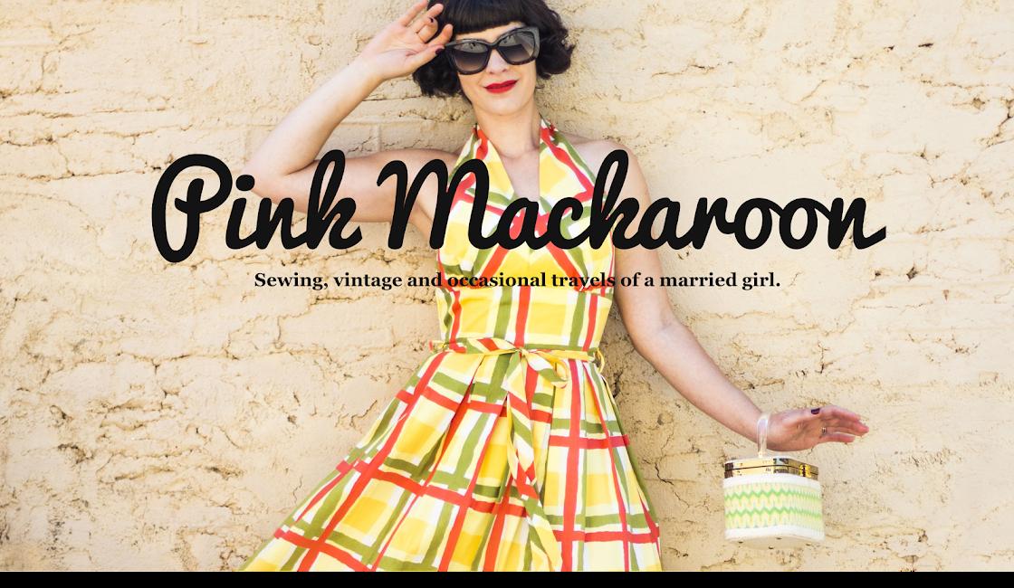 Pink Mackaroon