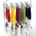 Hanging Silverware Rack