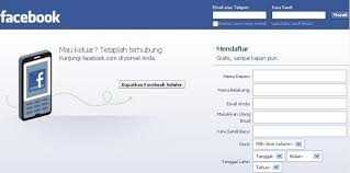 Login FB sign fb