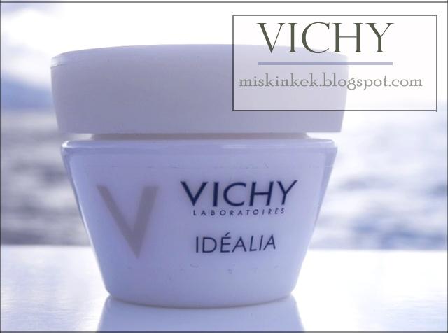 vichy-idealia-cilt-bakim-kremi