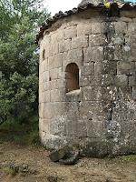 L'absis de Sant Esteve de Cal pallot