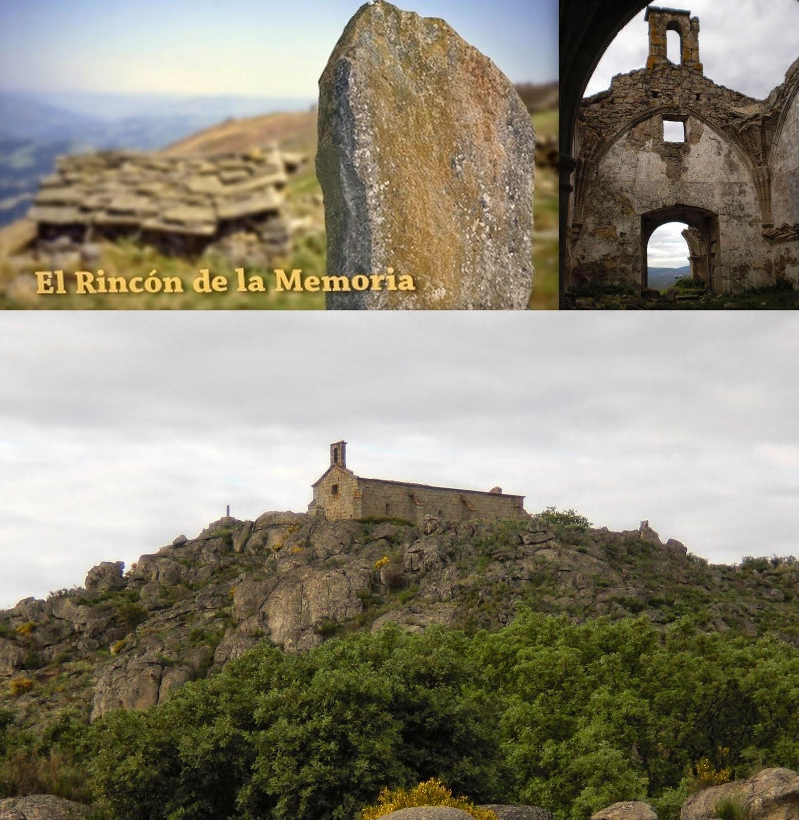 El Rincón de la Memoria: Ermita de Valbón (Valencia de Alcántara)