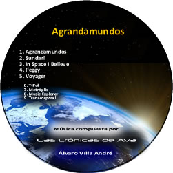 "CD Música ""Agrandamundos"""
