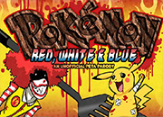 Pokemon Red White and Blue