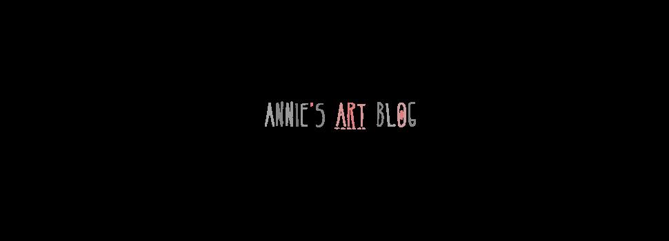 Annie's Art Blog