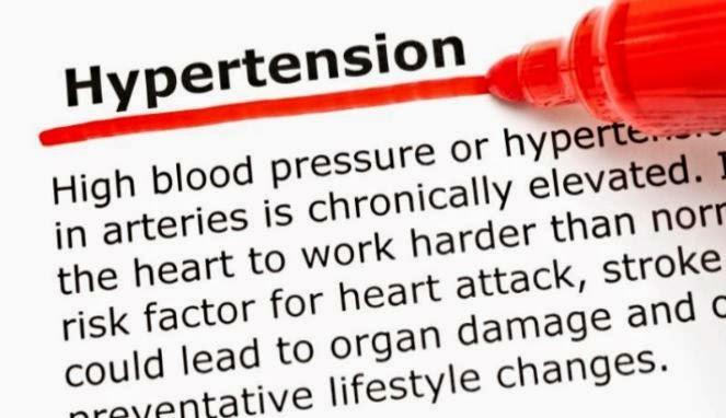 cara turunkan tekanan darah tinggi