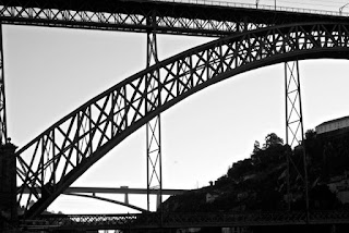 Ponte Luís I - Porto - Portugal - Europe