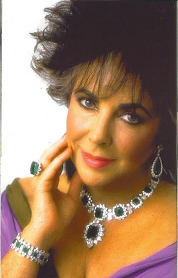 liz taylor,liz taylor jewels