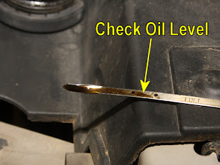 oil level indicator