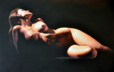 Desnudos Explosivos Desnudos Pintura Al Oleo