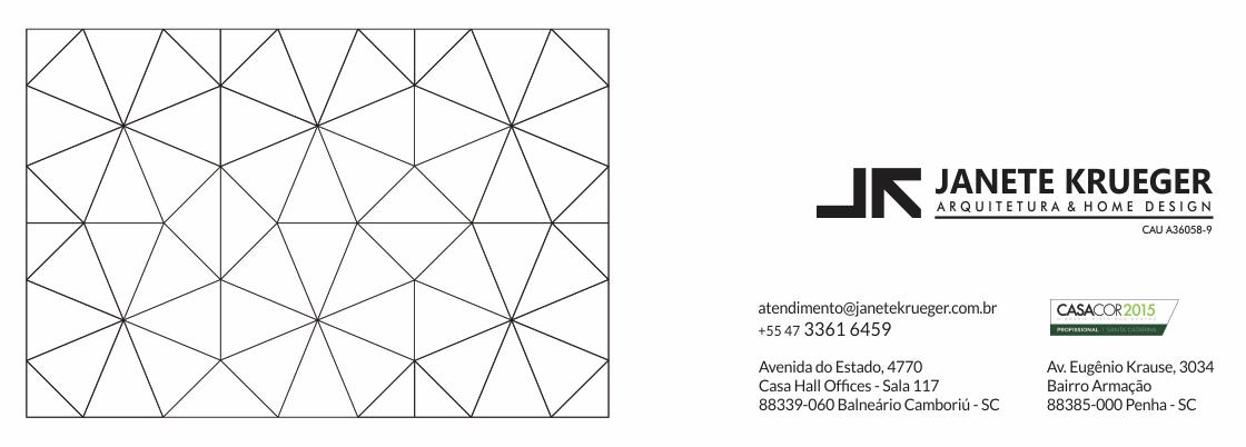 JANETE KRUEGER ARQUITETURA & HOME DESIGN