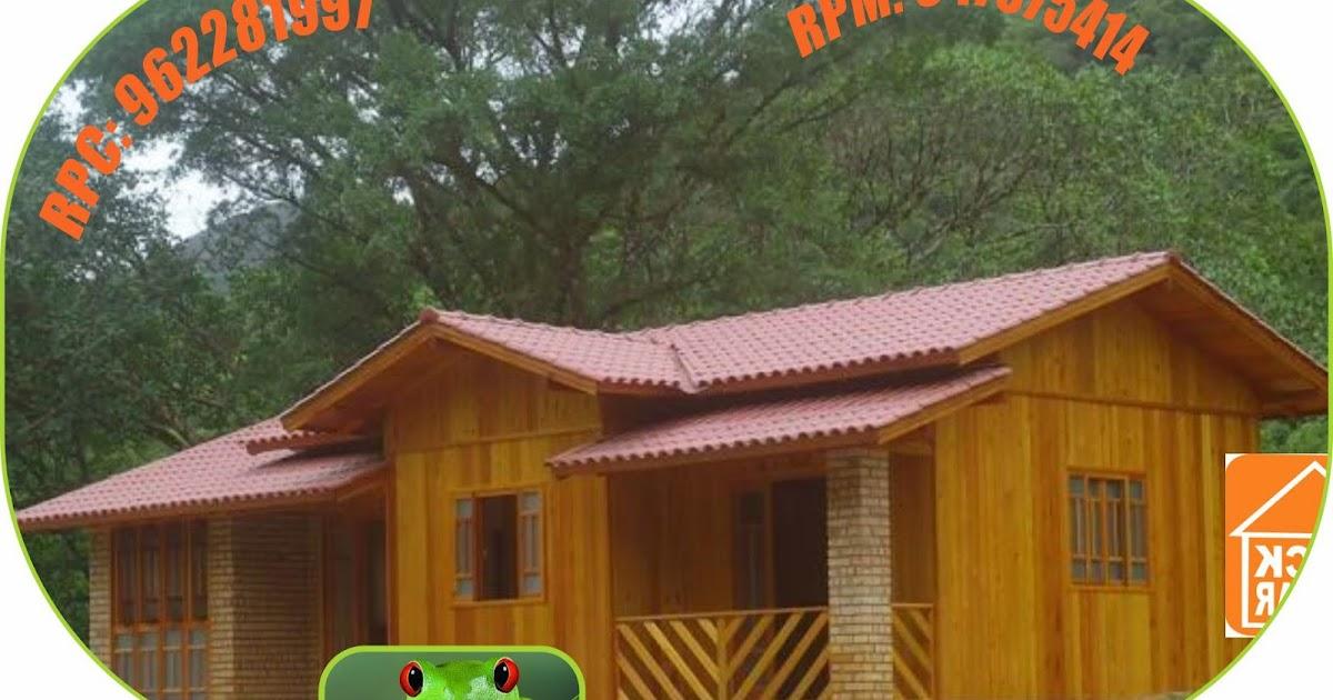 Casas prefabricadas caba as bungalows rusticos de madera - Bungalows de madera prefabricadas precios ...