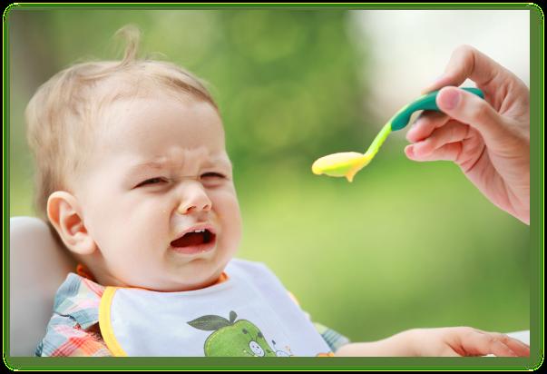 Nu neglijati dieta copilului bolnav!