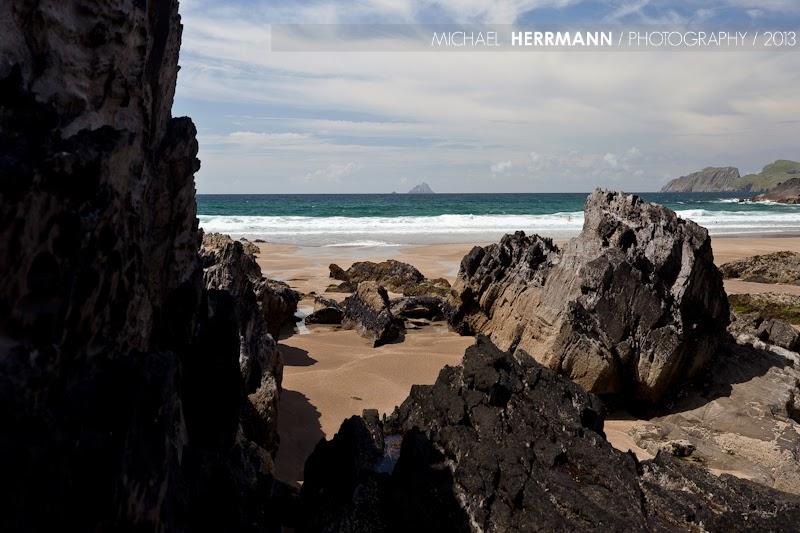 St.Finians Bay beach Kerry
