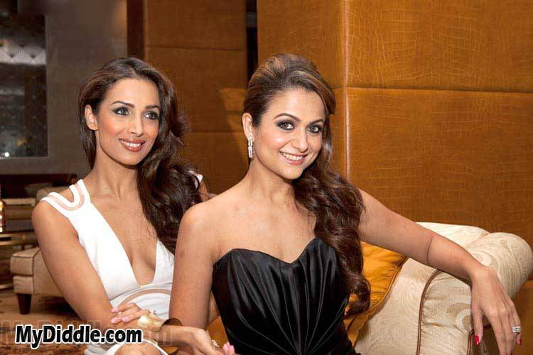 Malaika Arora Khan at IIFa Awards promotion in Dubai