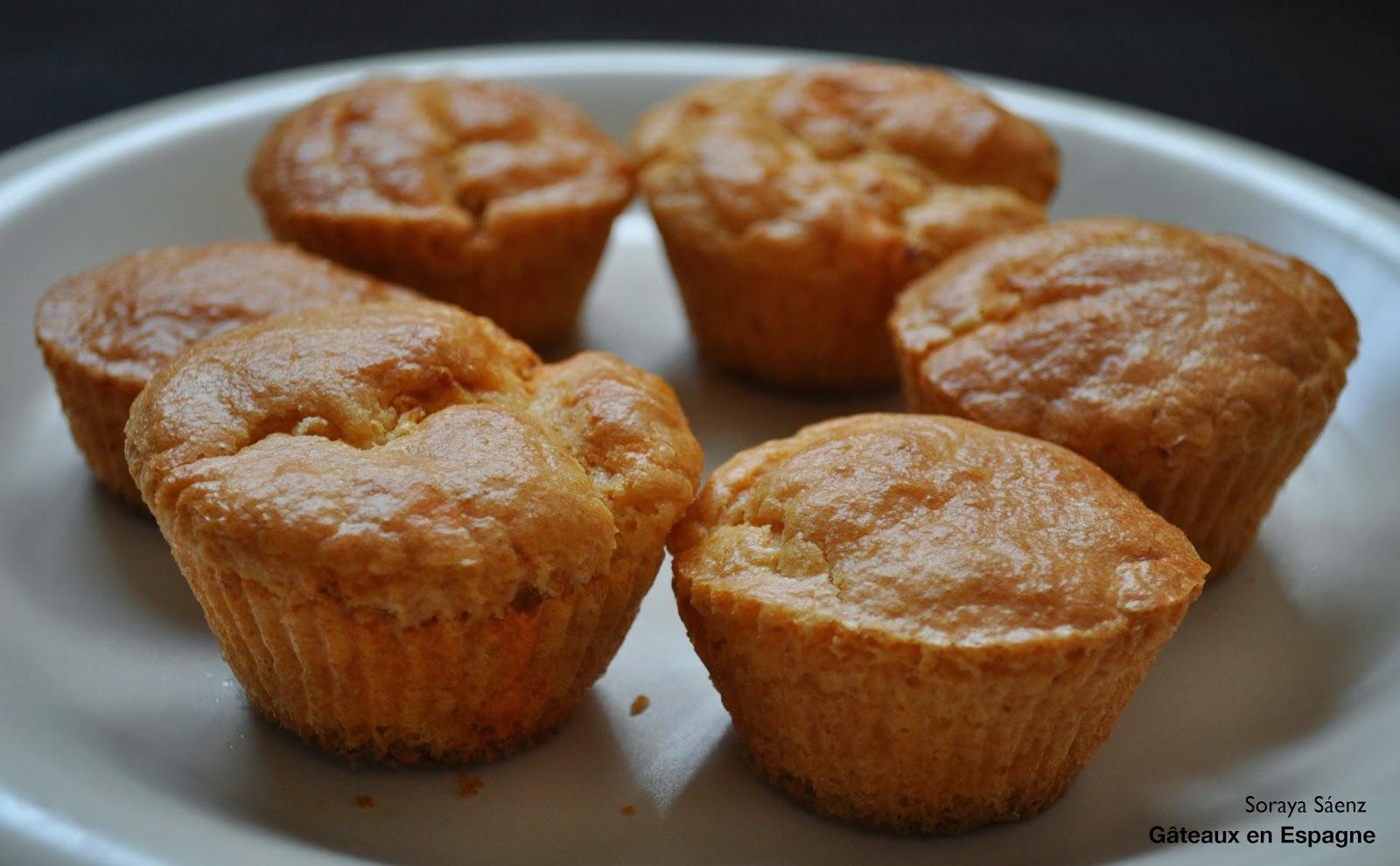 recette cupcake sale chorizo