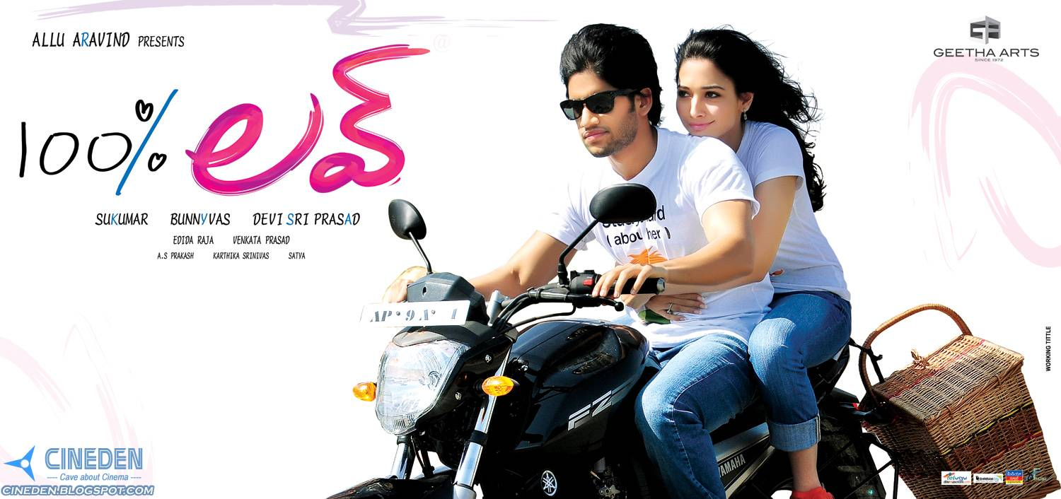 100% Love (2011) - Telugu Movie Review