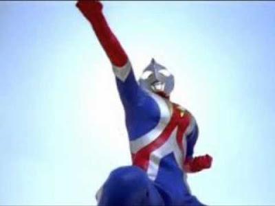 Phim siêu nhân Ultraman Cosmos
