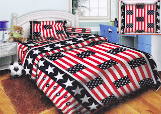 Sprei Belize USA