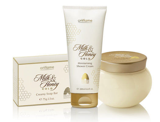 Conjunto Milk & Honey Gold - Catálogo 06/2012
